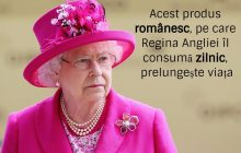 Regina Angliei consumă zilnic acest produs românesc și susține că e unul din motivele stării ei bune de sănătate la 91 de ani