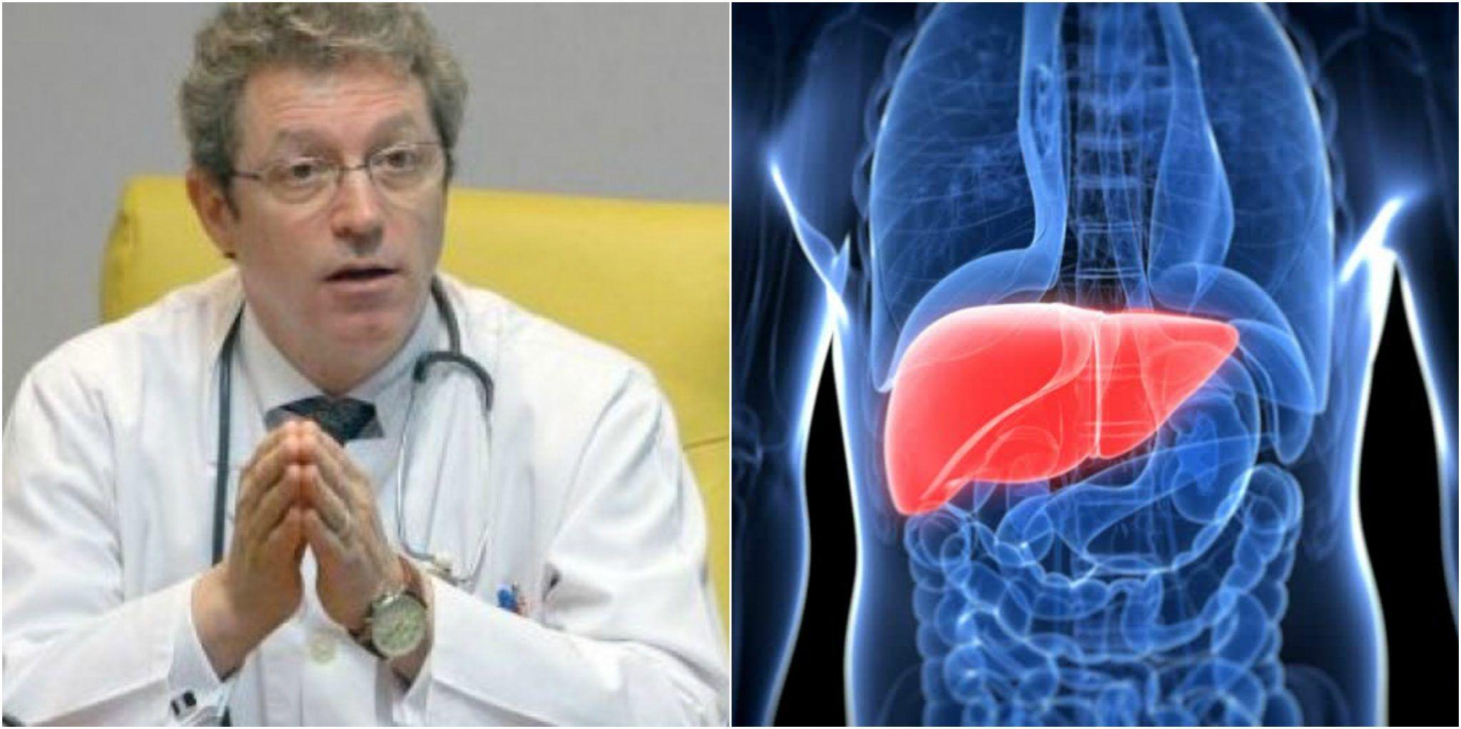 """Peste 600 de mii de români au hepatita C. Prof. dr. Adrian Streinu- Cercel: """"70% dintre cei infectați nu au niciun simptom"""""""