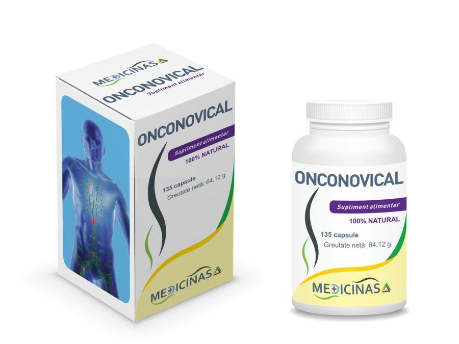 Vitamina B17 si alte plante in produsul Onconovical, unul din cele mai apreciate suplimente din România! Disponibil acum și în Farmaciile Catena! (P)