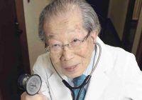 Cele trei principii de viață de la cel mai longeviv medic practicant, din lume