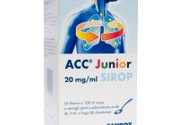ACC Junior 20 mg/ml sirop