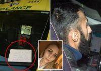 REVOLTĂTOR! Ce bilet a găsit o echipă de paramedici pe parbrizul ambulanței