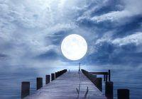 2018, un an sub semnul ÎNCEPUTULUI. Luni, 1, Super Lună plină în semnul Racului