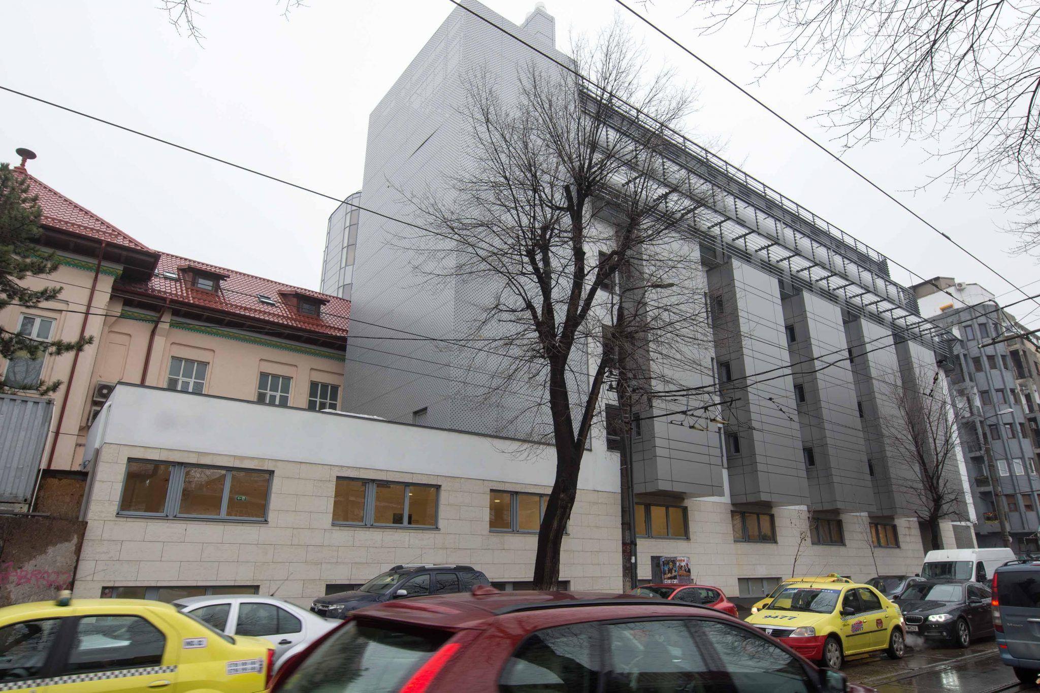 Astăzi a fost inaugurat la BUCUREȘTI Noul Spital de Ortopedie Foișor, unul din cele mai moderne SPITALE de ORTOPEDIE din Europa