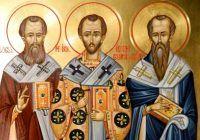 Mare sărbătoare creștin-ortodoxă! Un lucru este total INTERZIS de ziua Sfinților Trei Ierarhi, orice creștin trebuie să îl respecte