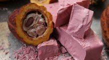 Ciocolata RUBINIE face furori și amenință să preia supremația. Japonezii și sud-coreeni vor fi primii care o vor SAVURA