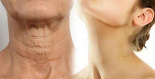Cum să vă ÎNTINERIȚI pielea gâtului printr-o metodă foarte simplă