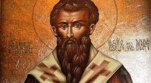 Rugăciune extrem de puternică la Sfântul Vasile cel Mare. Plus: ce trebuie să faci și să nu faci în prima azi ca să ai noroc tot anul