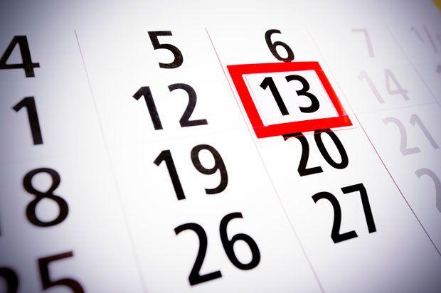 Ce poți păți într-o zi de 13? Ghinion sau superstiție?