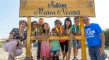 REVOLTĂTOR! Plaja TERAPEUTICĂ dedicată persoanelor cu dizabilităţi a fost INTERZISĂ la Constanţa