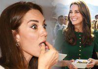 Care este dieta lui Kate Middleton. Secretul siluetei ducesei de Cambridge a fost dezvăluit