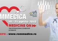 Începe ROMMEDICA, târgul celor mai moderne tehnologii și aparate medicale