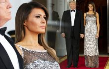 Melania Trump, lecție de stil și atitudine. Ultimele sale apariții au fost RAVISANTE. Cum își menține prima doamnă a Americii frumusețea