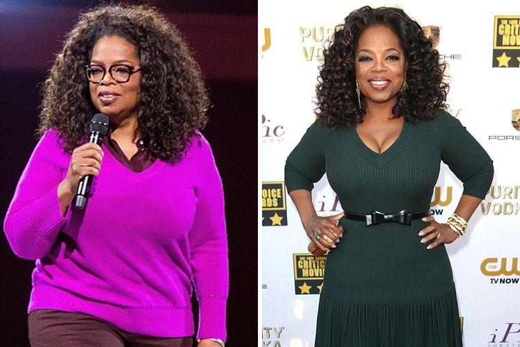 Cele 10 reguli simple cu care Oprah Winfreya slăbit 41 de kilograme, la 63 de ani