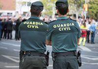 El este cel mai sexy polițist spaniol! Poza de pe contul oficial al Gărzii Civile Spaniole a devenit VIRALĂ