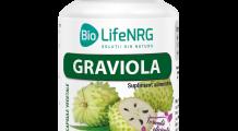 Adevărata Graviola în sfârșit în România! GRAVIOLA Bio LifeNRG! Cea mai căutată în TRATAMENTUL CANCERULUI! (P)