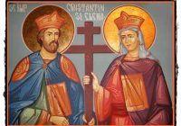 De ce e bine să ai aceste flori în casă de Sfinții Constantin și Elena. Tradițiile uneia dintre cele mai mari SĂRBĂTORI