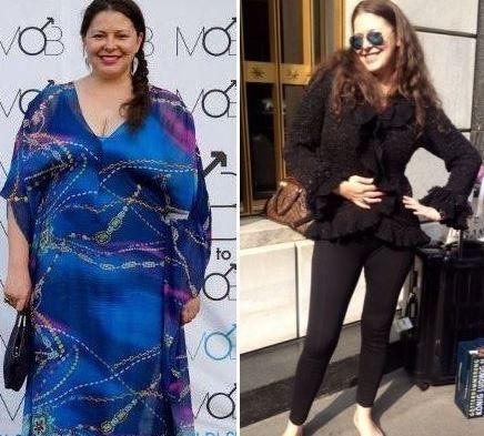 Reacția designer-ului Rita Mureșan după ce a fost criticată că s-a îngrășat din nou