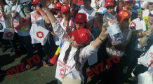 """Sindicaliștii renunță la GREVA programată în 11 mai. Bărăscu (Sanitas): """"Suntem mulțumiți…"""""""