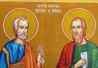 Sunt patroni spirituali pentru mii de români! De ce sunt SĂRBĂTORIȚI împreună sfinții apostoli PETRU și PAVEL și ce este OBLIGATORIU în această zi sfântă