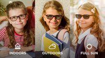 80% dintre leziunile vederii provocate de UV se produc în timpul copilăriei