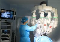 Cancerele urologice, operate cu ajutorul robotului da Vinci Xi la Spitalul Monza din București