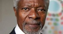 Fostul secretar general al ONU, Kofi Annan, s-a stins din viață