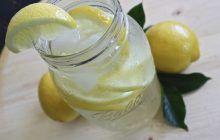 Apa cu lămâie. Schema secretă cu care slăbești 10 kilograme într-o lună