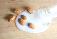 Laptele de MIGDALE, alternativa vegetală, plină de vitamine și antioxidanți. Este foarte sănătos și atât de simplu de preparat acasă