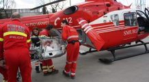 Elicopterele SMURD sunt în pericol să nu mai poată executa misiuni de salvare