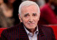 Charles Aznavour a încetat din viaţă