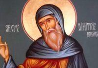 Sfântul Dimitrie cel Nou, cinstit astăzi de credincioşi. Ce tradiţii, obiceiuri şi superstiţii marchează această zi?