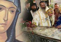 Creștinii o sărbătoresc pe Sfânta Cuvioasă Parascheva, fecioara cu inimă de mamă