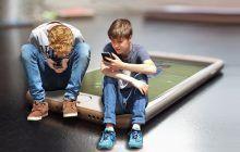 Modificări halucinante ale creierului la copiii care petrec mult timp pe dispozitive mobile