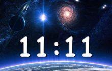 11.11, la 11:11. Este uluitor ce ne așteaptă, unul dintre cele mai importante momente din ultimii 100 de ani