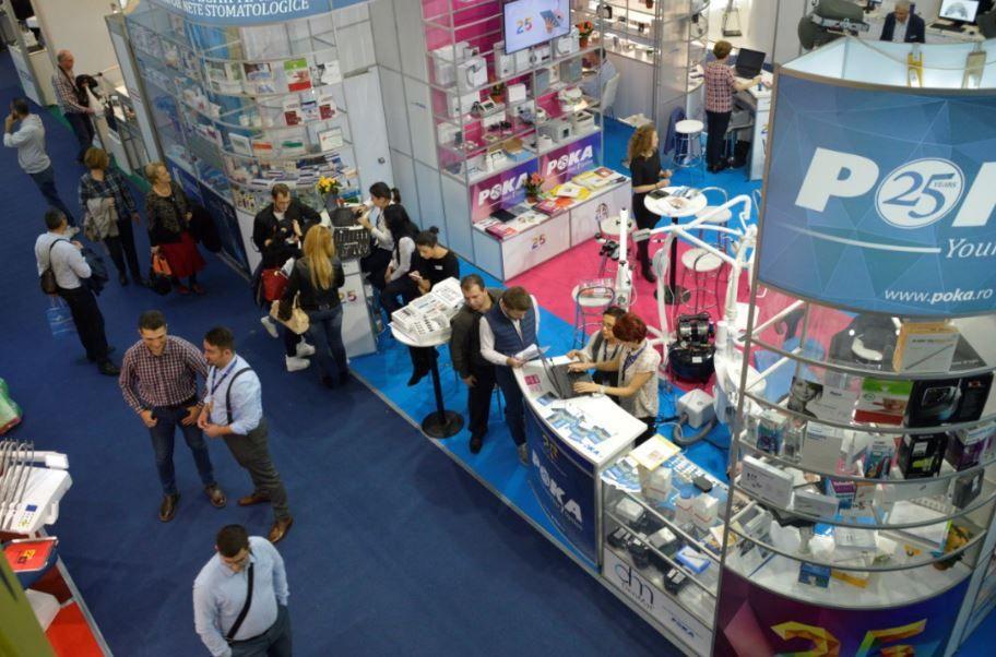 DENTA II - cel mai vizibil eveniment pentru industria stomatologică din România