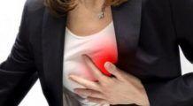 Angina pectorală nu înseamnă infarct, dar anunță riscul unui asemenea eveniment