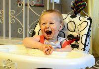 Posibile accidente casnice când copilul este mic
