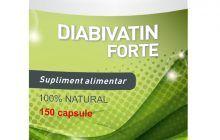 Tratament naturist diabet – Diabivatin Forte Suplimentul nr. 1 în Europa împreună cu alimentatia antidiabet!(P)