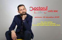 LiveDoc cu psihoterapeutul Alexandru Bușilă. De ce apare depresia de sărbători și pe cine afectează