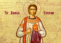Sfântul Ștefan, mare sărbătoare pentru creștini. Ce trebuie să faci în a treia zi de Crăciun pentru a-ți merge bine