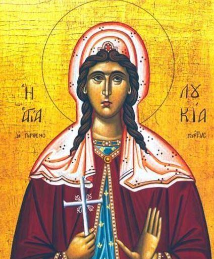 Rugăciunea care îți îndeplinește toate dorințele. I se adresează marii Sfinte sărbătorite azi de toți creștinii. Mii de români îi poartă numele