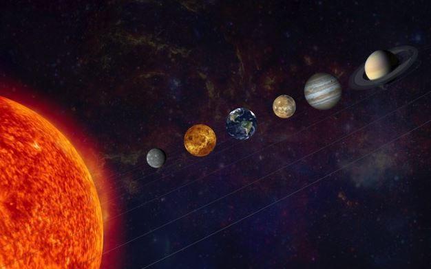Fenomen extrem de rar, se aliniază toate planetele în mers direct, acest moment unic nu trebuie pierdut!
