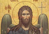 Sfântul Ioan Botezătorul, ocrotitorul celor aflați în mare necaz. Ce trebuie să faci pe 7 ianuarie