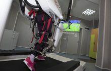 Recuperare medicală robotizată şi terapie interactivă, bilaterală, pentru pacienţii cu afecţiuni locomotorii