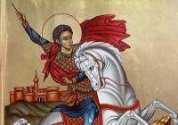 Sfântul Gheorghe nu va mai fi sărbătorit pe 23 aprilie. Hotărârea Sfântului Sinod