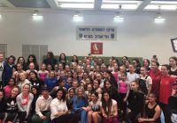 Nadia Comăneci promovează viața sănătoasă la LifeRUN, TelAviv