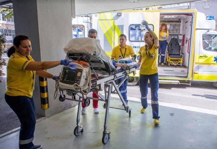 Tromboliza intravenoasă, tratamentul de urgență al accidentului vascular cerebral ischemic, de astăzi și la un cunoscut spital privat