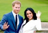 """Meghan Markle a născut un băiețel. Prințul Harry: """"E minunat, sunt extrem de mândru de soția mea"""""""