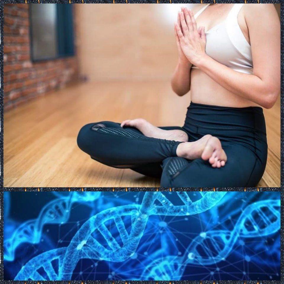 Yoga și meditația pot elimina predispozițiile din ADN la boli și depresie